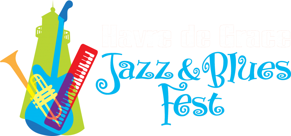 Havre de Grace Jazz & Blues Festival Logo