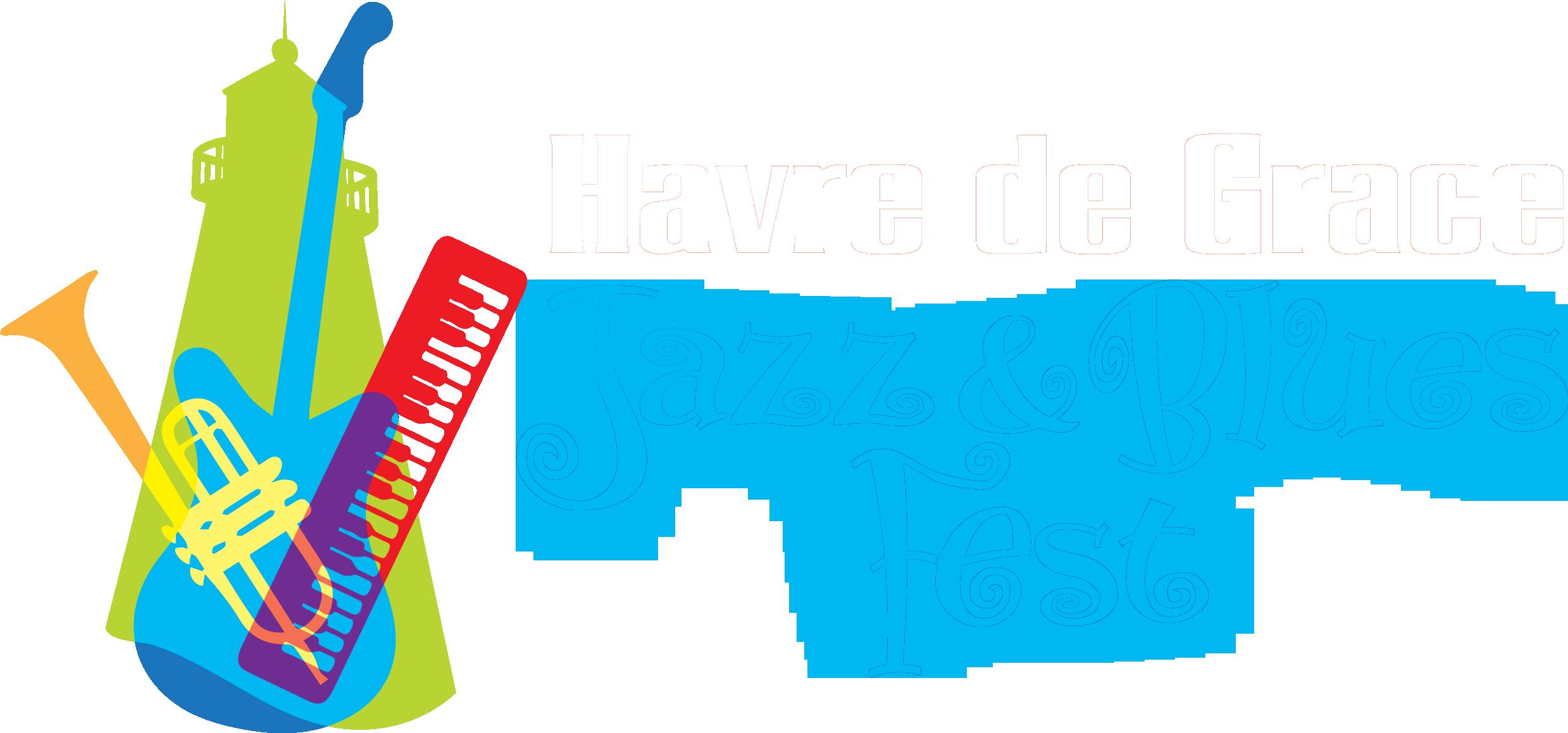 Havre de Grace Jazz & Blues Festival Logo