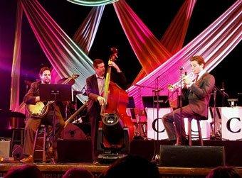 Havre de Grace Jazz and Blue Nico Sarbanes Trio