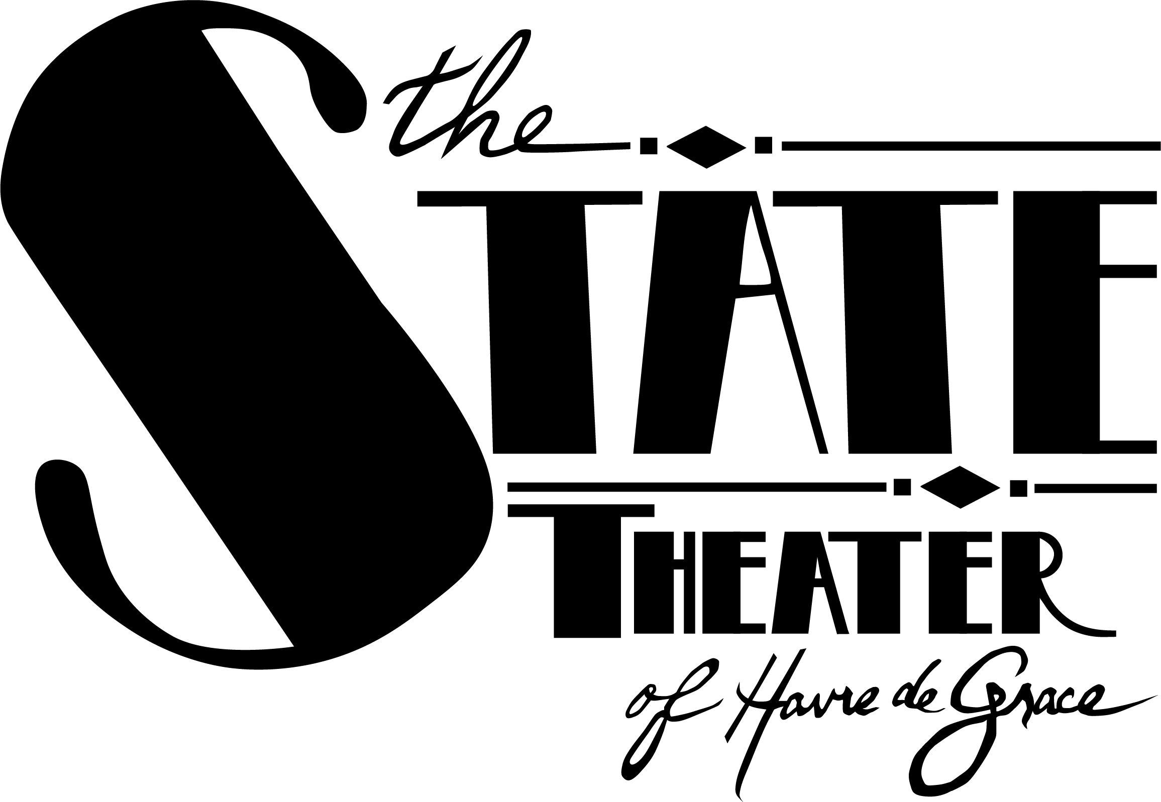 The State Theater Logo